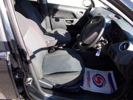 Black Ford Fiesta Zetec Climate 1.2L...MOT Jun e 2019.... Offers Invited