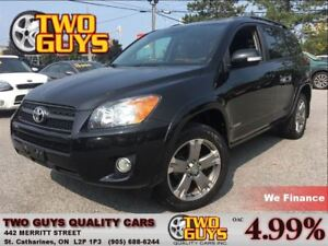 2012 Toyota RAV4 Sport| AWD |SUNROOF | 5PASS