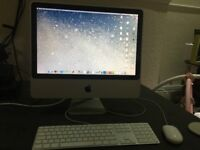 iMac Desktop Computer. 20 inch, great condition. Photoshop, Illustrator etc