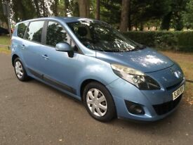 image for RENAULT GRAND SCENIC 1.5DCI EXPRESSION, MK3, MANUAL, 7 SEATS, LOW MILES, ABSOLUTE BARGAIN