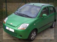CHEVROLET MATIZ Hatchback 2009 0.8 SE 5dr - Very good condition - LHD - Registered in Germany