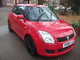 Suzuki Swift 1.3 GL 5dr£2,250 NEW CLR MOT, 1 OWNER, Full Service Hisory, 2 kes 2008, Hatchback