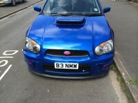 Subaru Impreza 375bhp non widetrack sti uk