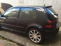Breaking mk4 golf 2.8 4 motion aswell as gti and tdi