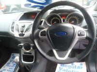 Ford FIESTA Titanium 96,5 door hatchback,great looking Fiesta,runs and drives very well,alloys,66k