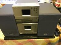 Faulty Sony HCD T1 stereo mini system Spares or Repair