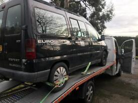 Peugeot expert e7 2006 breaking for Parts also fiat escudos