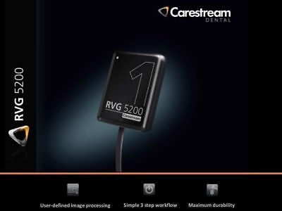 Carestream Kodak Rvg 5200 Digital X-ray Sensor For Dental X-ray Sensor Size-1