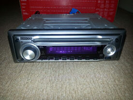 KENWOOD CD/MP3 PLAYER