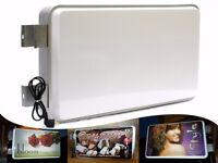 Wall mounted light box 80 x 55cm - with Your Advertising - Free Design Service