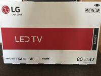 "Brand new unopened 32"" inch LED tv"