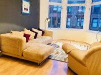Two bedroom flat in the West End, Glasgow