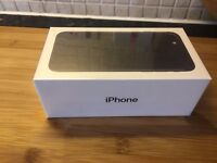 iPhone 7 128gb Black Brand New Sealed