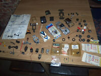scalextric bits and pieces of the 80s