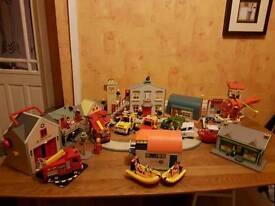Fireman sam village