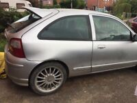 Mg zr Front end damage repairable