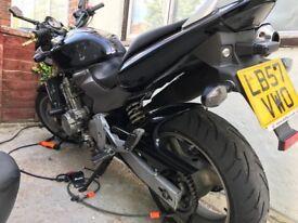 Honda Hornet CB600F 2007