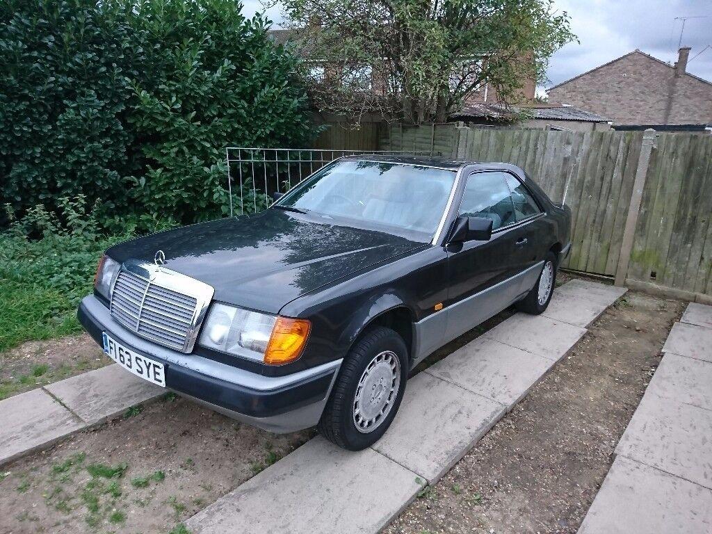 Mercedes W124 Coupe In Tilbury Essex Gumtree