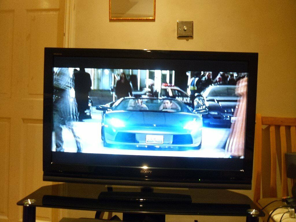 Sony KDL-40V4000 - 40 Inch Widescreen 1080P Full HD Bravia LCD TV - With  Freeview 2008 £125 00 | in Hornchurch, London | Gumtree