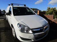Vauxhall Astra Van    1.4 16v PETROL   Ex-LPG