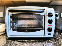 Camping oven for sale. Barely used.