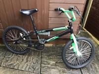 """Bike zinc thread wheels 20"""" frame 12"""""""