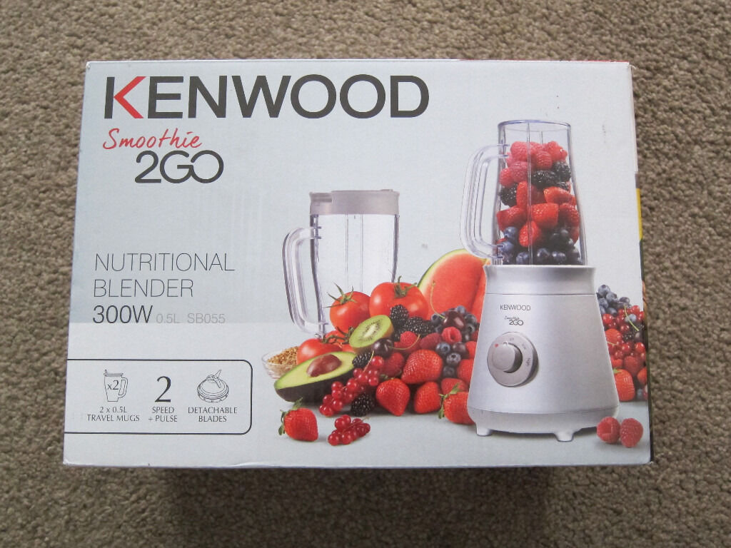 Kenwood Smoothie 2Gobrand new in box unopenedin Bangor, County DownGumtree - Kenwood Smoothie 2Go brand new in box unused Unwanted present £10 for quick sale! PICK UP ONLY PLEASE FROM BANGOR, NORTHERN IRELAND
