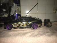 HPI sprint drift 2 / rc car / remote control car