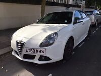 Alfa Giulietta 1.7 Cloverleaf White (priced to sell)