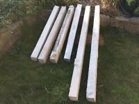 Concrete cast lintels