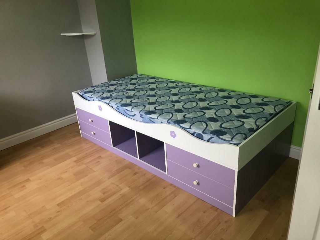Single cabin bed for girls | in Whitburn, West Lothian ...