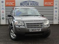 Land Rover Freelander TD4 GS (AUTOMATIC) FREE MOT'S AS LONG AS YOU OWN THE CAR!!! (grey) 2009