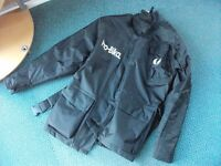 Belstaff Pro Bika waterproof lightweight m/bike jacket.