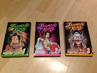 Manga books- Shaman King 1-3 in perfect condition