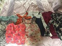 Tops bundle size 12