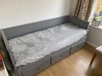 Day bed - double - Ikea