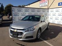 2015 Chevrolet Malibu LT-model ...Back-up camera safety ....Hand