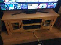 Knightsbridge Oak Coffee Table & TV Unit