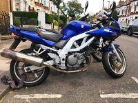 Suzuki SV650s K5 2005 £1,895 ONO