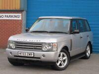 Range Rover Vougue 4.4 V8 Gas Converted LPG Huge Spec! Automatic Land Rover ServiceHistory 2003 03