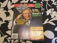 WCW OFFICIAL MAGAZINE MAY 1994 BOBBY HEENAN ON THE COVER have others for sale