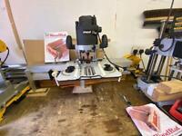 WoodRat machine