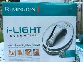 Remington IPL4000 i-Light Essential Intense Pulsed Light unisex hair removal appliance