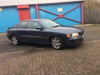 55 PLATE VOLVO S60 D5 SE (diesel). --AUTOMATIC GEARBOX--FULL SERVICE HISTORY IN VERY GOOD CONDITION