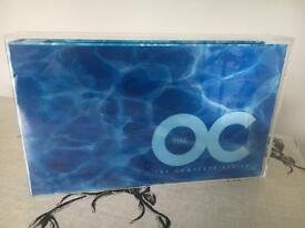 THE O. C. Complete series DVD boxset