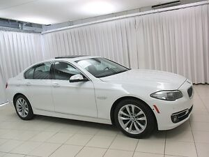 2016 BMW 5 Series 528i xDRIVE AWD EXECUTIVE SEDAN w/ NAVIGATION,