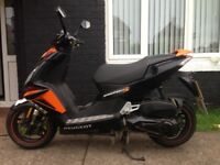 Peugeot speedfight 3 125 cc good condition, m.o.t November £1200 o.n.o call 07718860440