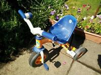 Small children's tricycle