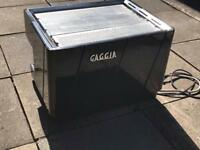 Gaggia D90 2 Group Espresso Machine Requires an External Waterpump & servicing