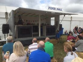 Mobile Box Trailer for Sale- Kitchen Demo Stage (Exhibition/Display/Sample/Catering Trailer/Unit)
